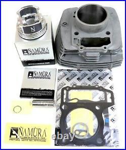 06-11 Polaris Hawkeye and Sportsman 300 Cylinder Jug Piston Top End Gaskets Kit