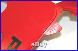 2000 Polaris Sportsman 500 Plastic Fenders with Side Panels Red
