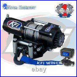 2000 lb KFI Winch Combo Polaris Sportsman 2005-2010 400 450 500 700 800