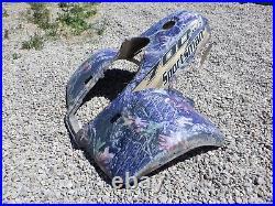 2004 Polaris Sportsman 700 Efi Front Rear Fender Plastic V57