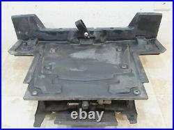 2014 Polaris Sportsman 550 EPS X2 #105 Rear 2 Up Dump Box Seat Pop Seat Assembly