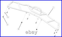 2021 Genuine Polaris Sportsman 570 450HO Front Utility Rack 2884842