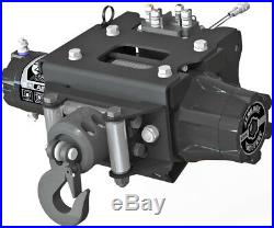 2500 lb KFI Assault Winch Combo Plug-N-Play Polaris Sportsman 450 550 570 850