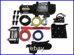 2500lb Mad Dog Winch Mount Combo Polaris-ATV 2009-2020 Sportsman 550 570 850