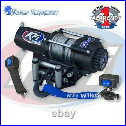 3000 lb KFI Winch Mount Combo Polaris Sportsman 05-10 400 450 500 600 700 800
