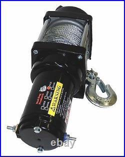 3500lb Mad Dog Winch Mount Combo Polaris-ATV 09-20 Sportsman 850 XP / Highlifter