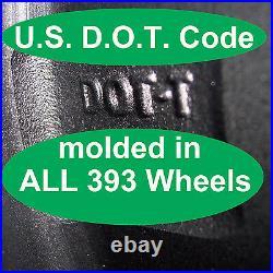 4 12 Rims Wheels for 2005-2013 Polaris Sportsman 800 IRS typ 393 MBML Aluminum