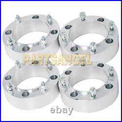 (4) 2 ATV Wheel Spacers 4/156 for Polaris Sportsman 400 500 600 700 UTV 4x156