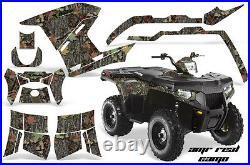 ATV Graphic Kit Decal Sticker Wrap For Polaris Sportsman 500/800 11-15 REAL CAMO
