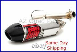 Big Gun EXO Slip System Exhaust Pipe Muffler Polaris Sportsman XP 1000 Touring