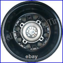 FOUR ATV RIMs WHEELs for Polaris Sportsman withIRS Type 547 SPIRIT 12x7 12x8 4/156
