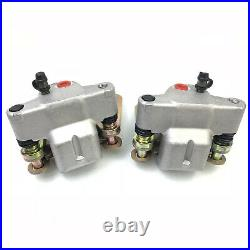 Front Brake Calipers for Polaris Sportsman 335 400 500 600 700 Left Right withPads