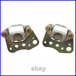 Front Brake Calipers withPads for Polaris Sportsman 500 EFI HO 4X4 6X6 2000-2005