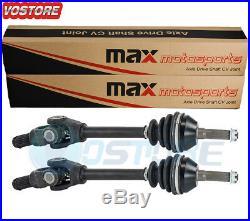 Front CV Shaft Joint Axles Set for Polaris Sportsman 500 600 700 2002 2003 2004