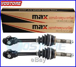 Front Left &Right CV Shaft Joint Axles Set for Polaris Sportsman 335 400 500 4x4