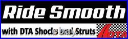 Full Set 3 Coil-Over Struts Shocks Spring Polaris Sportsman 90 110 Outlaw 90 110