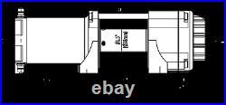 KFI 3000 lb Winch Combo Polaris Sportsman 550 850 XP & 2011-2021 (101840)