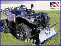 KFI 54 Snow Plow Kit Polaris'96-'21 Sportsman 500/570 Blade-Push Tube-Mount