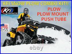KFI SNOW PLOW KIT Polaris Sportsman 335 400 445 450 500 54 Plow'96-'19