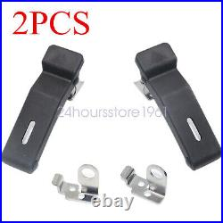 NEW For Polaris Sportsman 500/550/850/1000 2 Pack Front Cargo Rubber Latch Kits