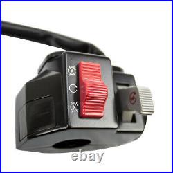 Polaris 0450472 Left Hand Handlebar Switch 1 50 90 Sportsman Scrambler 200