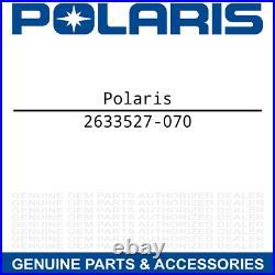 Polaris 2633527-070 Black Front Bumper Asm 7-2010 Touring Sportsman 800 700 500