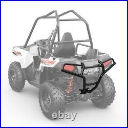 Polaris 2882924 Black Steel Rear Extreme Brushguard 2014-2019 SP Sportsman 900