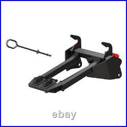 Polaris Glacier Pro Plow System Kit 60 Steel Blade 2015-2018 Sportsman 570 OEM