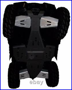 Polaris, SPORTSMAN 850/SPORTSMAN 550,4-PIECE ALUMINUM A-ARM & CV BOOT GUARD SET