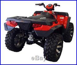 Polaris Sportsman 400 500 800 Efi Atv Over Fenders Flares Mud Guards Custom Fit