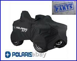 Polaris Sportsman 570 1000 800 550 500 Trailerable Cover Black 2877999 New OEM