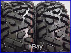 Polaris Sportsman 570 25 Quadking Atv Tire & Sti Hd4 Wheel Kit Pol3ca Bigghorn