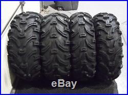 Polaris Sportsman 570 27 Bear Claw Atv Tire & Sti Hd4 Wheel Kit Pol3ca