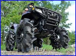 SuperATV Polaris Sportsman 500 / 700 / 800 Front Bumper Black See Fitment