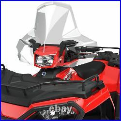 Tall View Lock & Ride Windshield 2884945 Polaris 2021 Sportsman 1000 450 570 850